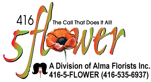 Your Toronto Florist – The Call That Does It All