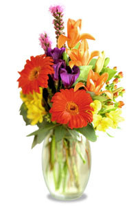 assorted flowers, birthday flowers, birthday gift ideas, flowers for any occasion
