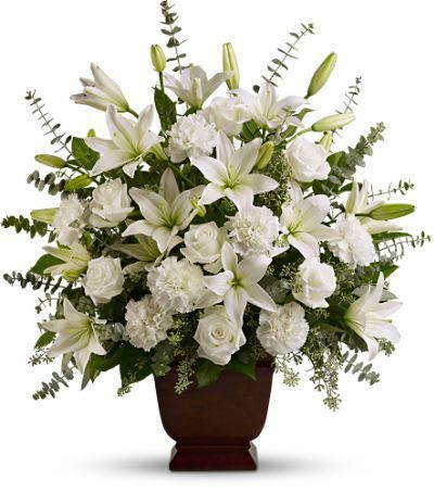 traditional funeral flowers, sympathy flowers GTA