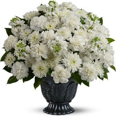 tribute flowers Toronto, sympathy flowers, funeral arrangements, funeral flowers