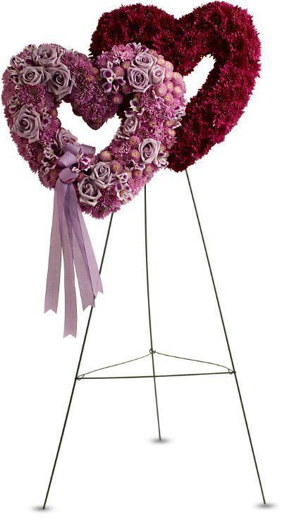 Heartfelt Remembrance Wreath