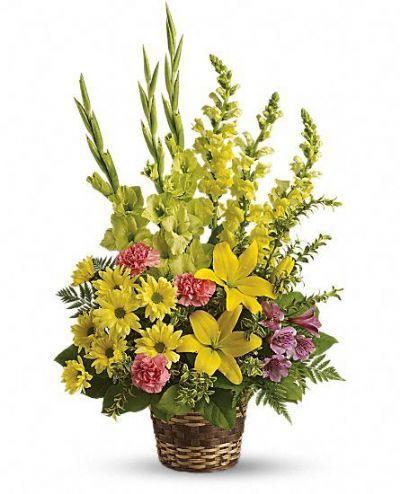 sympathy flowers, funeral flowers, funeral flower arrangement