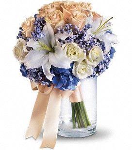 wedding party flowers Toronto