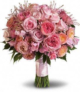 wedding party flowers Toronto GTA