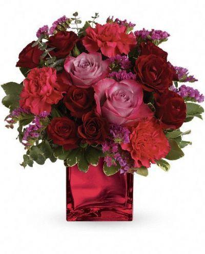 Anniversary Valentines Day Flowers Toronto