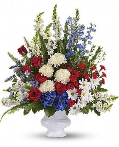sympathy flowers, classic funeral floral arrangement, memorial flowers GTA