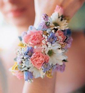 Floral Wristlet Toronto