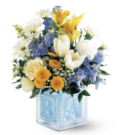 gift ideas for new baby boy, congratulations on new baby, flowers for new baby