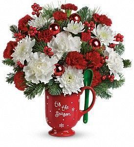 Merry Mug Bouquet