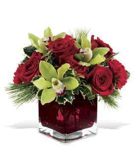 Holiday Chic Bouquet