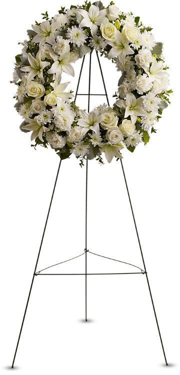 tribute flowers Toronto, funeral flower wreaths, sympathy flowers, funeral flowers, tribute wreaths