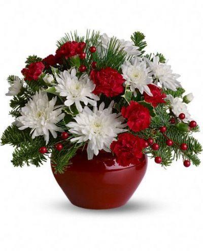 Christmas Treasure Bouquet