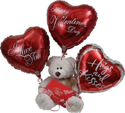 Valentine's Surprise Bear