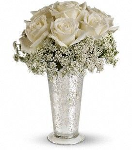 White Lace Bouquet