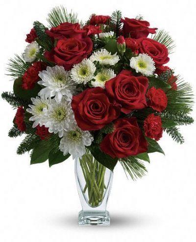 Winter Kisses Bouquet
