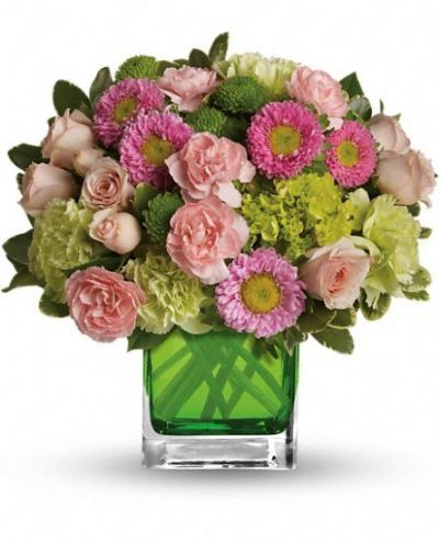 birthday flower arrangement, birthday present ideas, gifts for her, gift ideas