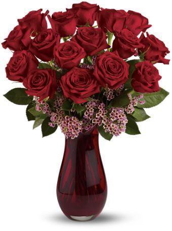 Rose Passion Bouquet
