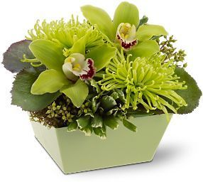 Go Green Bouquet
