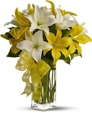 Fresh Picked Lily Bouquet
