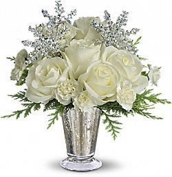 Winter Glow Bouquet