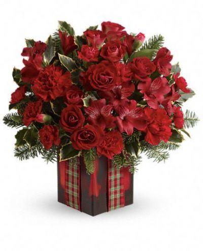 Season's Surprise Bouquet